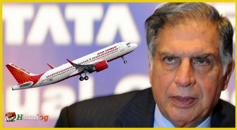 Ratan Tata became new owner of Air India, After 68 Year Air India Again goes to Tata Sons
